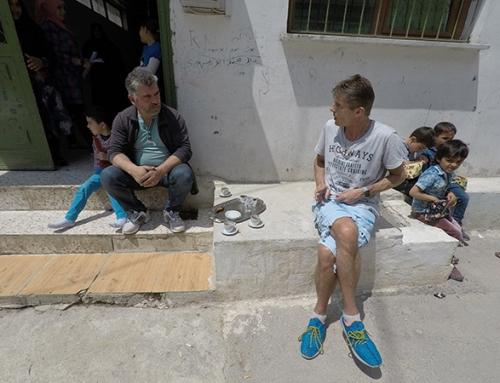 2. Besuch der Waisenkinder in Kilis