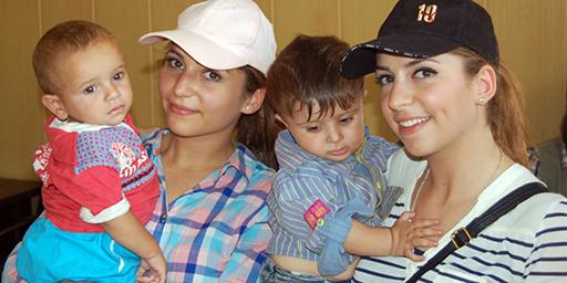 Sherin & Yasmin Dahi
