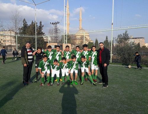 Unsere erste Mannschaft in der Jugendliga